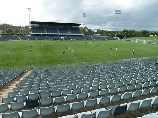 Campbelltown Stadium, Leumeah