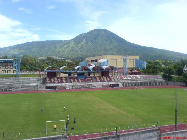 Estadio Universitario UES, San Salvador
