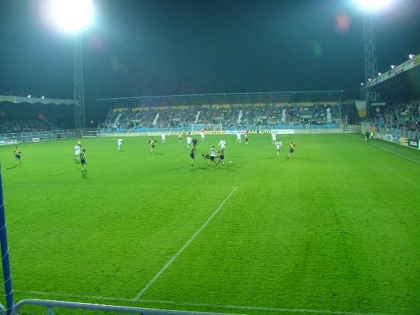 Stadion v Městských sadech, Opava