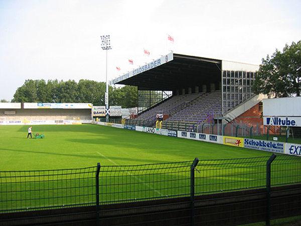 Forestiersstadion, Harelbeke