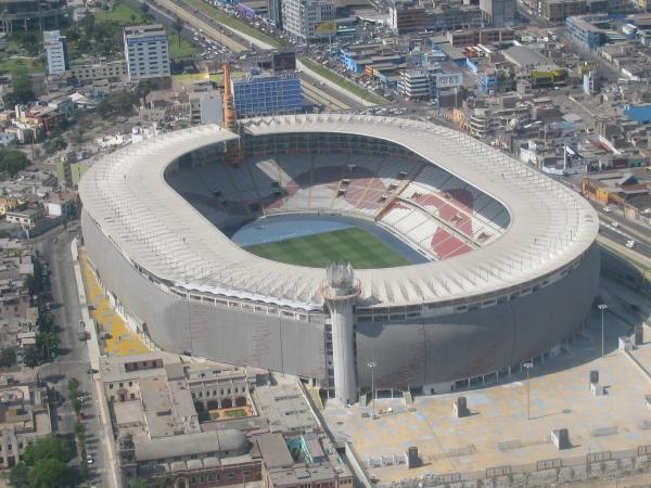 Estadio Nacional de Lima, Lima