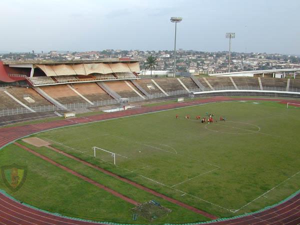 Stade Omnisport Ahmadou Ahidjo, Yaoundé