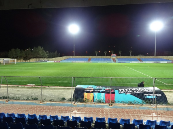 Gozo Stadium, Xewkija (Gozo)