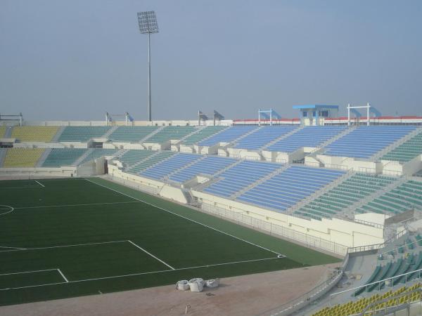 al-Wehda Stadium, Abyan