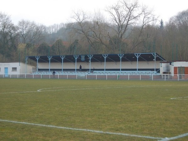 Stade Nicolas Coupé, Ailly-sur-Somme