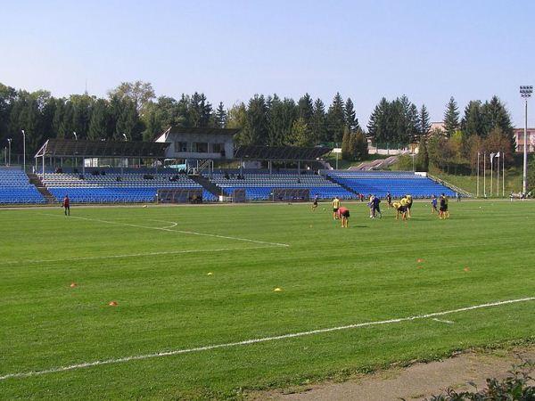 Stadion Enerhetik, Burshtyn