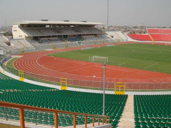 Baba Yara Stadium, Kumasi