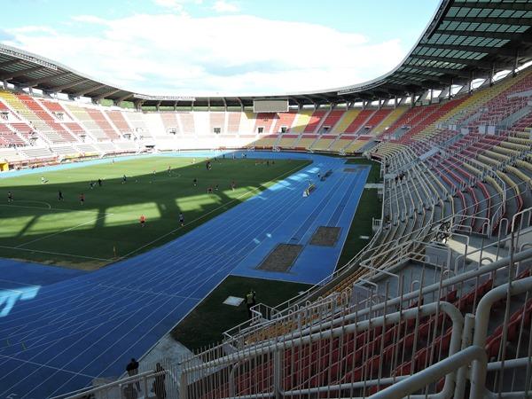Telekom Arena, Skopje