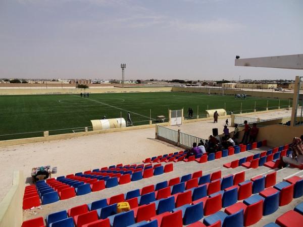 Stade Cheikha Ould Boïdiya, Nouakchott