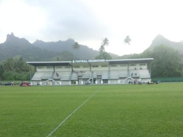 CIFA Academy Field 1, Matavera, Rarotonga