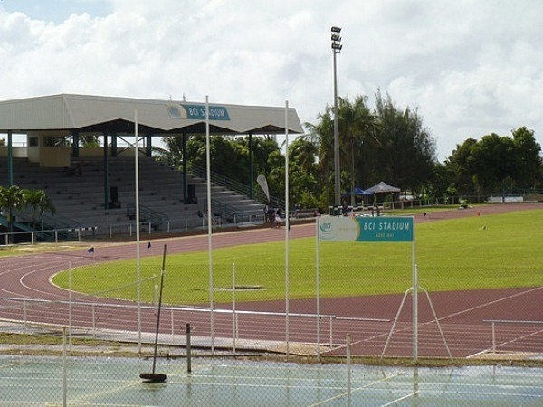 Cook Islands National Stadium, Avarua, Rarotonga