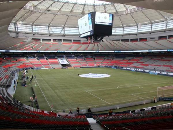 BC Place Stadium, Vancouver, British Columbia