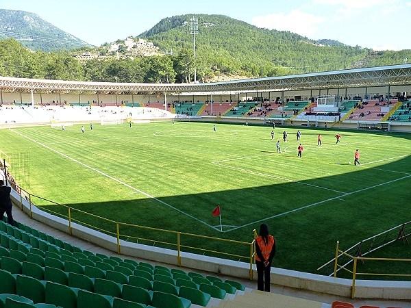 Bahçeşehir Okulları Stadyumu, Alanya