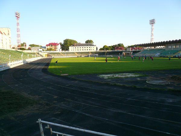 Stadion Mis'kyj, Ternopil'