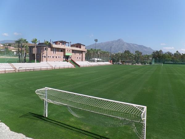 Marbella Football Center - Sur 1 (Stadium), San Pedro de Alcántara