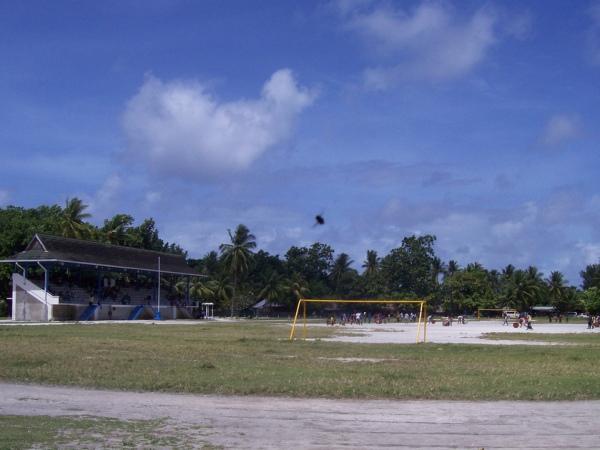 Reuben Kiraua Uatioa Stadium, Bairiki