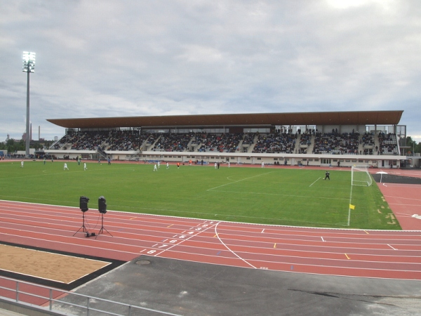 Raatin stadion, Oulu