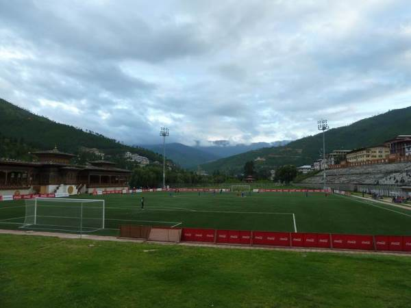 Changlimithang National Stadium, Thimphu