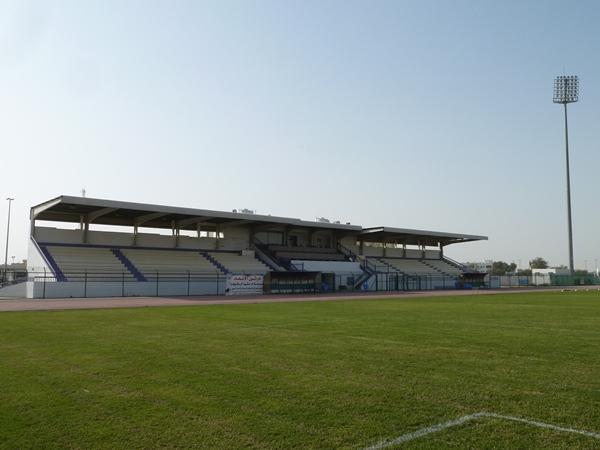Al-Dhaid Stadium, Al-Dhaid (Dhaid)