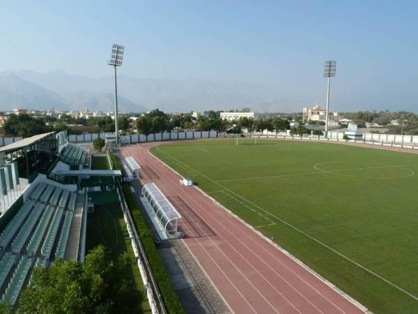 Dibba Al-Hisn Stadium, Dibba Al-Hisn