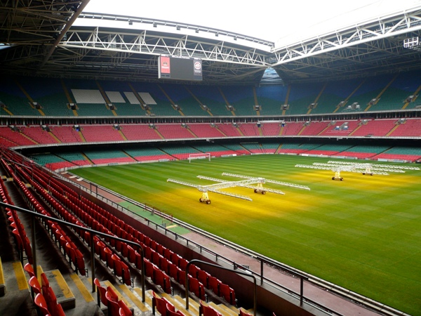 Principality Stadium, Cardiff (Caerdydd)