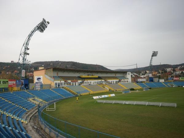 Štadión Lokomotívy v Čermeli, Košice