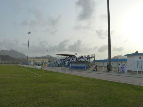 Dibba Al Fujairah Club Stadium, Dibba Al-Fujairah