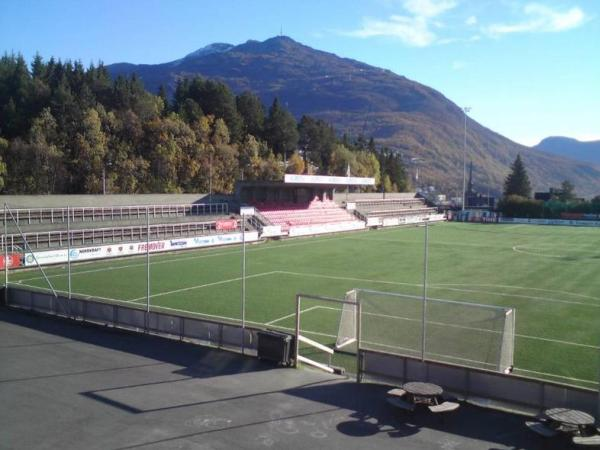Narvik Stadion, Narvik