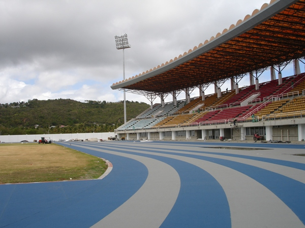 George Odlum National Stadium, Vieux Fort