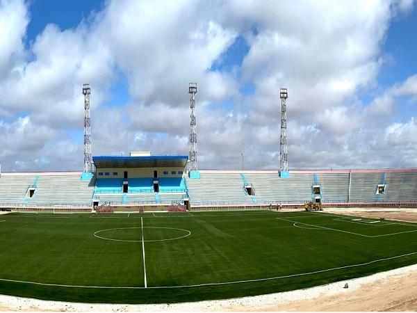 Muqdisho Stadium, Muqdisho (Mogadishu)