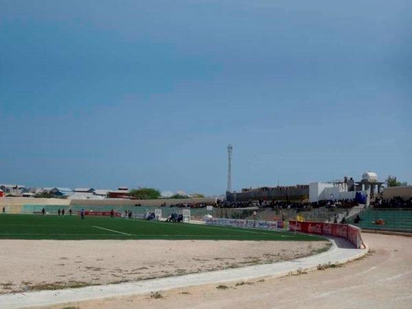 Garoonka Banadir Stadium, Muqdisho (Mogadishu)