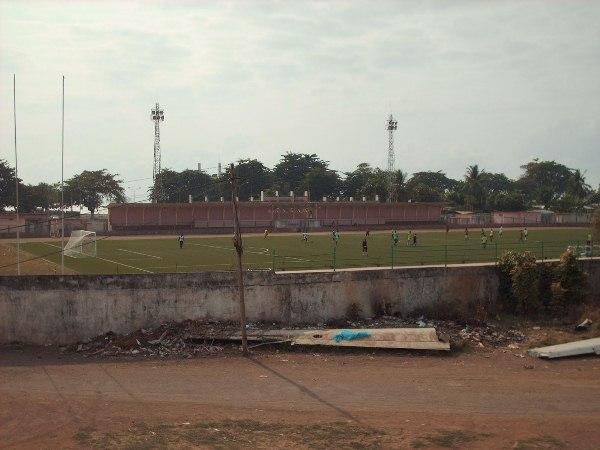 Estádio Nacional 12 de Julho, São Tomé