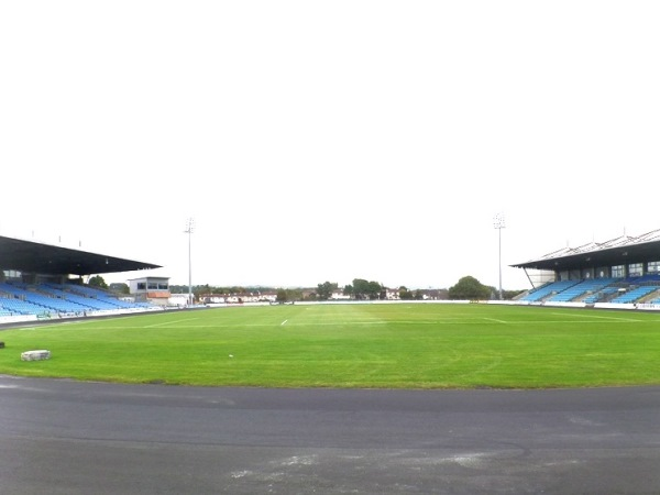 The Showgrounds, Ballymena