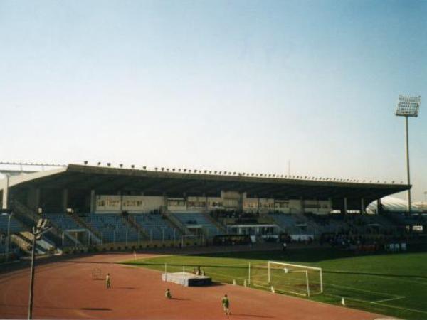 Al-Hamadaniah Stadium, Ḥalab (Aleppo)