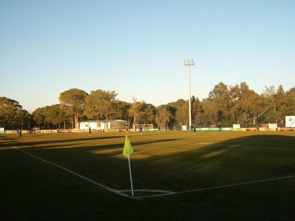 Futbol Sahası Calista Hotel Resort, Belek