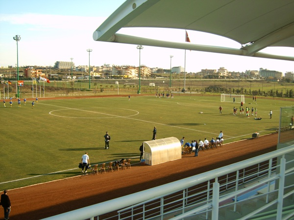 Emirhan Sport Center Stadium, Side