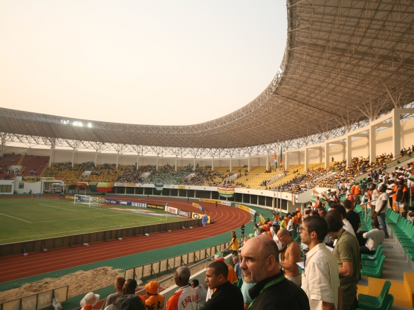 Sekondi-Takoradi Stadium, Sekondi-Takoradi