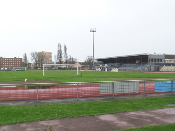 Stade Jean Deconinck, Grande-Synthe