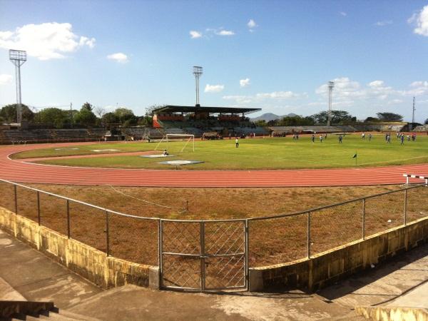 Estadio Olímpico del IND, Managua