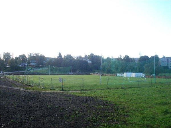 Trakų naujasis stadionas, Trakai