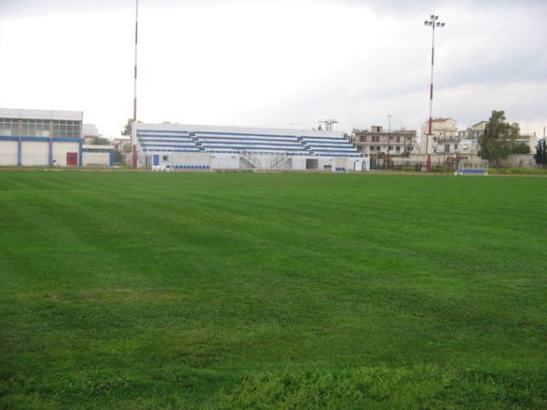 Dimotiko Stadio Aspropyrgos, Aspropyrgos