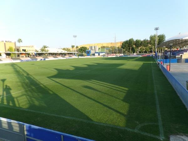 Estadio Camilo Cano, La Nucía