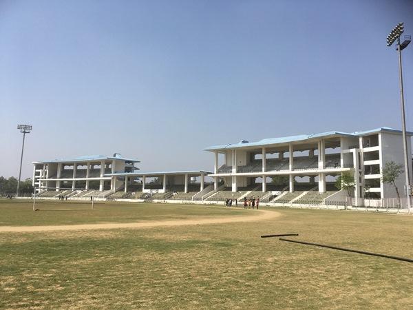 Tau Devi Lal Stadium, Gurgaon