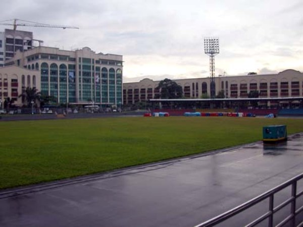 University of Makati Stadium, Lungsod ng Makati (City of Makati)