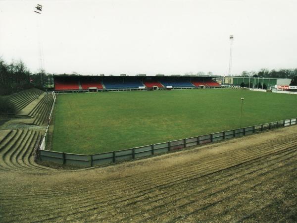 Harboe Arena Slagelse, Slagelse