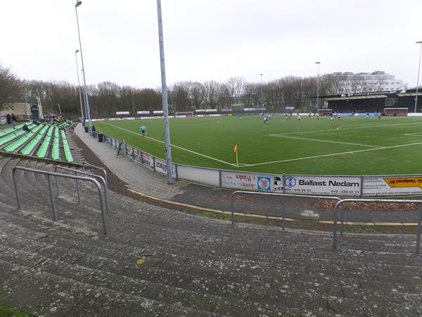 Sportpark Brasserskade (DHC), Delft