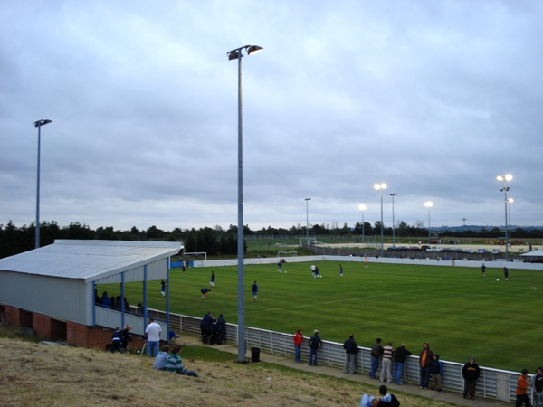 Wallace Binder Stadium, Maldon, Essex