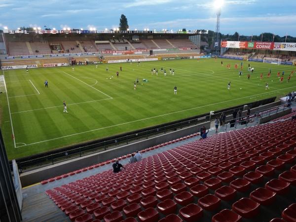 Stade Le Canonnier, Mouscron (Moeskron)