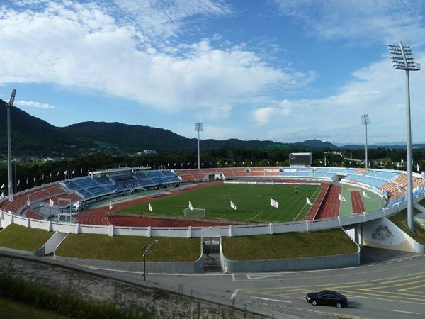 Sangju Stadium, Sangju