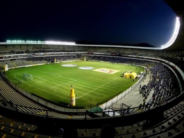 Estadio La Corregidora, Santiago de Querétaro